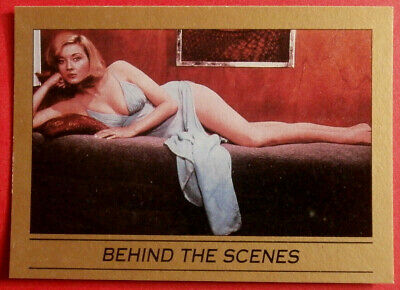 JAMES BOND - From Russia With Love - Card #049 - BEHIND THE SCENES - Eclipse