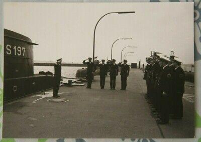 Bundeswehr Lederhose Breeches U-Boot Hose Marinehose neuwertig Gr 182//86