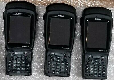 Zebra Motorola Psion Teklogix Workabout Pro 4 Numeric Win Ce6 2d Imagr Grip