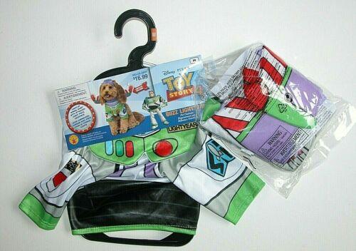 NWT NEW Dog Buzz Lightyear M Halloween Pet Costume Toy Story 4