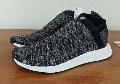 cf19b00af Adidas NMD CS2 PK United Arrows   Sons Men s Sneakers Black Grey DA9089  Size 12