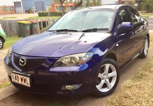2005 Mazda3 Maxx Sports, 6 Month Rego, Rwc Coopers Plains Brisbane South West Preview