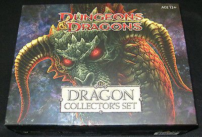 D&D Miniatures  Dungeons & Dragons  Dragon Collector's Set