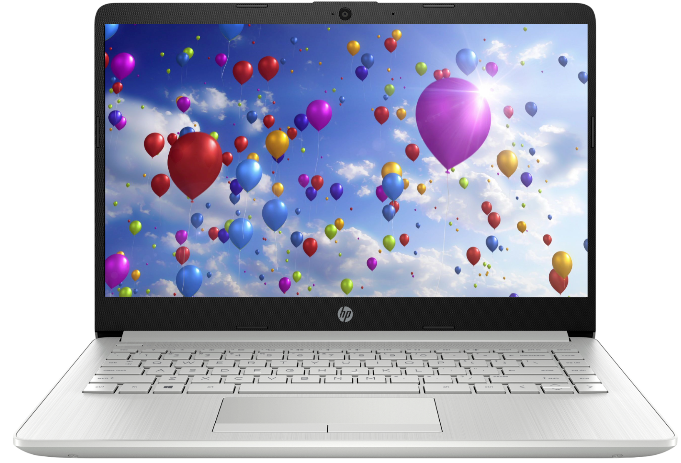 "Laptop Windows - NEW HP 14"" HD AMD Ryzen 3 3.5GHz 1 TB HDD 4GB RAM Vega 3 Mic Webcam Windows 10"