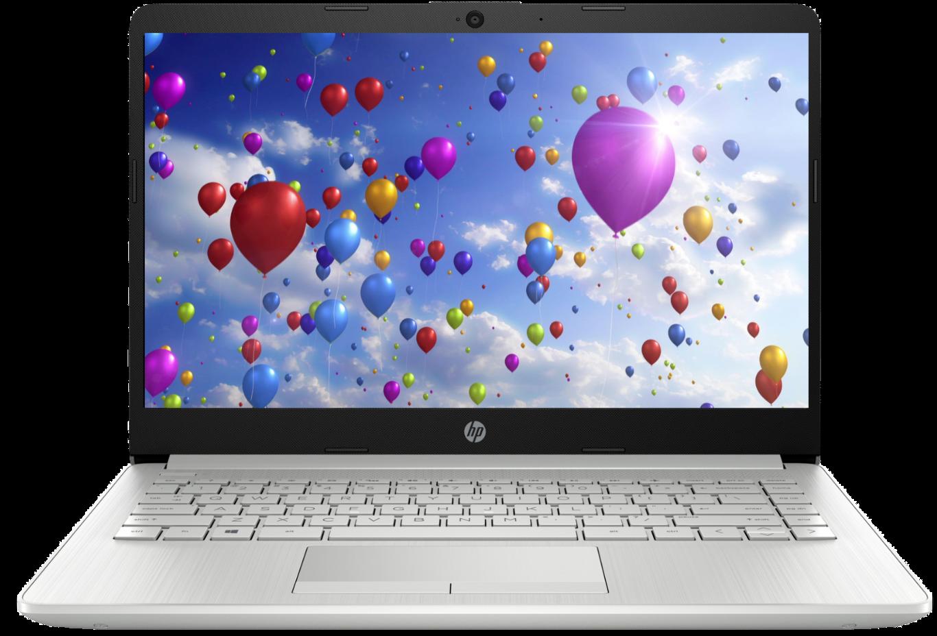 "Laptop Windows - NEW HP 14"" HD AMD Ryzen 3 3.5GHz 1 TB HDD 4GB RAM Vega 3 Mic Webcam Windows 10"