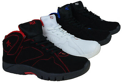 Mens Air Athletic Shoes Running Training Walking Sport High Top Sneaker Tennis