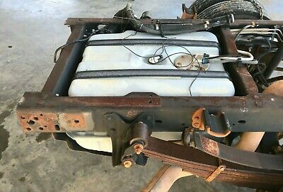 1999-2010 Ford F350 F450 F550 Diesel Fuel Tank Rear Gallon with protector