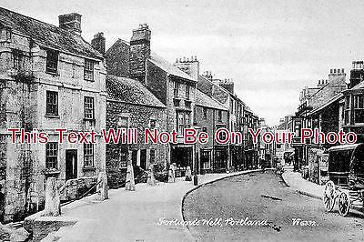 Do 3   Fortunes Well  Portland  Dorset C1906   6X4 Photo