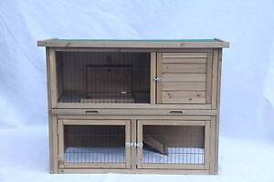 Rabbit and guinea pig hutch with tray(WP-R837) Maddington Gosnells Area Preview