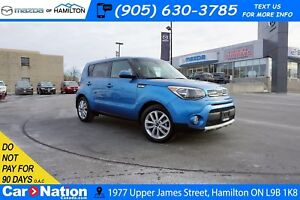 2019 Kia Soul EX+ | HEATED SEATS | SAT RADIO | REAR CAM |