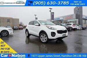 2017 Kia Sportage LX | HEATED SEATS | BACKUP CAM | BLUETOOTH