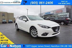 2014 Mazda Mazda3 GS | NAV | SUNROOF | HEATED SEATS | BLUETOOTH