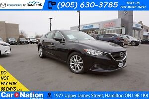 2015 Mazda Mazda6 GS | HEATED SEATS | NAV | SUNROOF