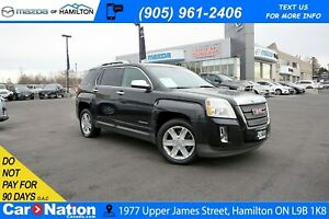 2011 Gmc Terrain SLT-2 | LEATHER | SUNROOF | REAR CAM
