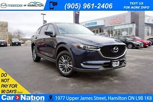 2018 Mazda CX-5 GS | SUNROOF | LEATHER | REAR CAM