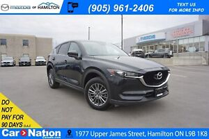 2018 Mazda CX-5 GS | LEATHERETTE | HEATED SEATS | REAR CAM