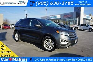 2015 Ford Edge SEL | HEATED SEATS | REAR CAM | SAT RADIO