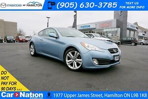 2010 Hyundai Genesis Coupe 2.0T | SUNROOF | LEATHER | SAT RADIO