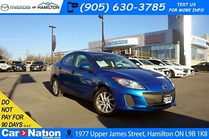 2013 Mazda Mazda3 GS-SKY | SUNROOF | 6 SPEED