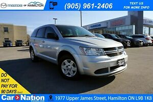 2012 Dodge Journey CVP | DUAL CLIMATE | BLUETOOTH | CRUISE CONTR