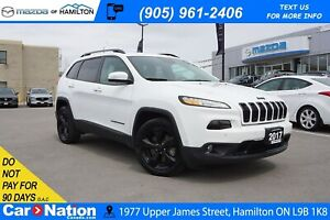 2017 Jeep Cherokee LIMITED HIGH ALTITUDE   LEATHER   NAV   PARK