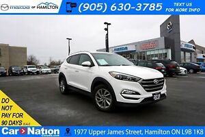2016 Hyundai Tucson PREMIUM 2.0 | HEATED SEATS | REAR CAM | AWD
