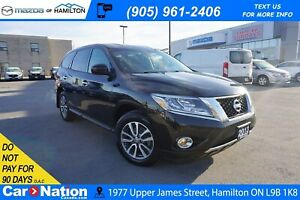 2013 Nissan Pathfinder S | 7 PASSENGER | DUAL CLIMATE | CRUISE C