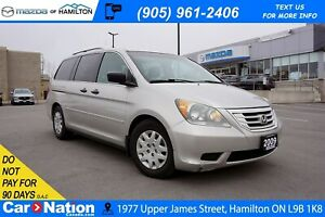 2009 Honda Odyssey LX | AS-IS | CRUISE CONTROL | 8 PASSENGER | A
