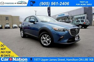 2019 Mazda CX-3 GS | REAR CAM | BLUETOOTH | HEATED SEATS