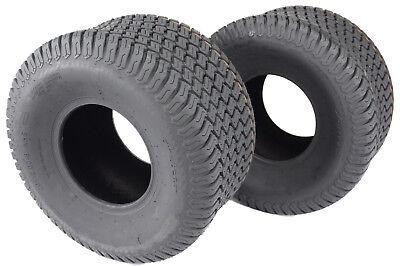 Set of 2 New 20x10.00-8 Turf Tires for Lawn and Garden Mower ** FREE SHIPPING **