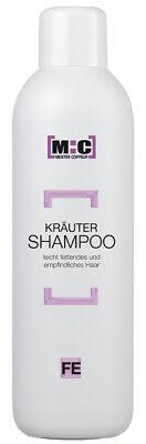 Meister Coiffeur M:C Friseur Kräuter Shampoo 1000 ml für fettiges Haar