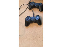 2 PS3 (Playstation 3) wireless control pads