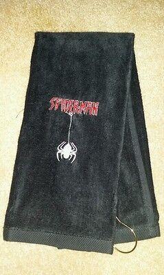 Spider Man  Golf Towel