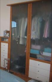 3 wardrobes