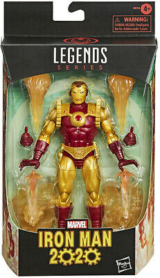 Marvel Legends 6 Inch Action Figure Exclusive - Iron Man 2020