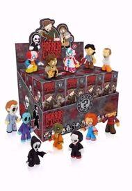 Wanted Neca Retro & Mystery Minis Figures Classics Horror & Scifi Pulp fiction & Kill Bill titans