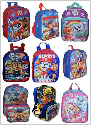 Paw Patrol Boys & Girls Scool Backpack Different Size 10