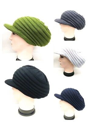 Plain Knitted Kint Dreadlocks Cap Tam Hat Africa Jamaica Rasta Rastafari](Dreadlock Hat)
