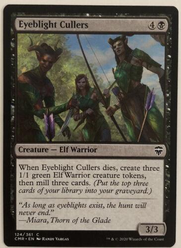 Commander Legends - 124/361 - Eyeblight Cullers - C - $2.50