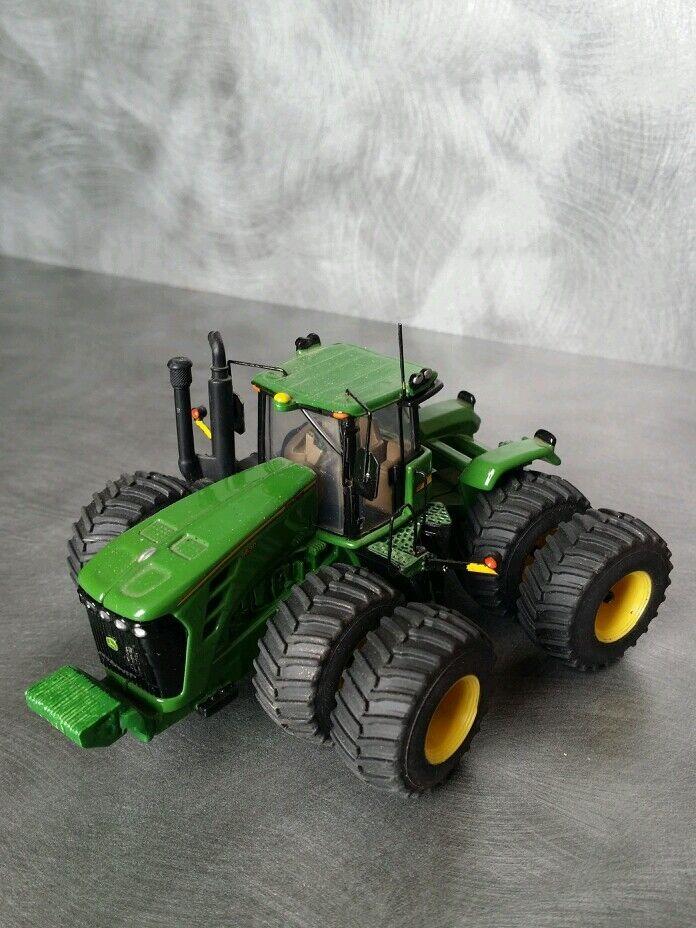 Custom Tractor Wheels : Farm custom scratch r tractor tires yellow