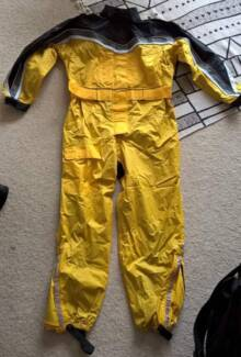 Top Quality Motorcycle Rainsuit, TourMaster, Size XS