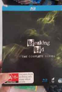 Breaking bad Complete series blu ray Wulagi Darwin City Preview