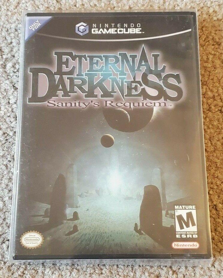 Eternal Darkness Sanity s Requiem Nintendo Gamecube Complete With Manual - $67.00