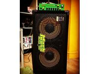 Markbass Richard Bona Head and Cab 950 ONO