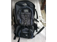 North Face Back Pack 75+15