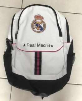 Real Madrid Authentic Backpack