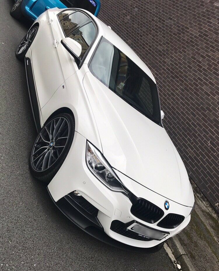 BMW 330d M Sport M Performance Auto White 335d 325d 320d