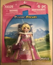 "Princess 3"" playmobil figure brand new"