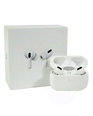 Apple Air Pods Pro NEW SEALED Includes Wireless Charging Case