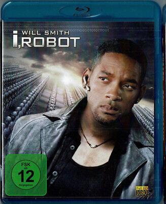 I, Robot - Will Smith, Bridget Moynahan, Bruce Greenwood - Blu Ray, gebraucht gebraucht kaufen  Berlin